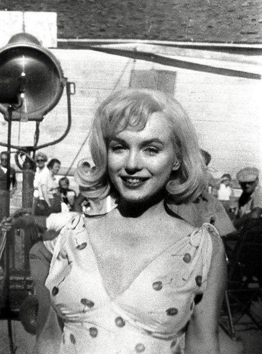 MM om the set 1960