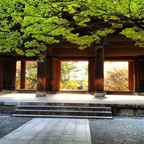 Nanzanji, Kyoto