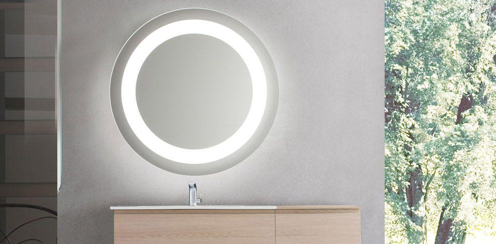 vanita casa badkamerspiegel met led verlichting