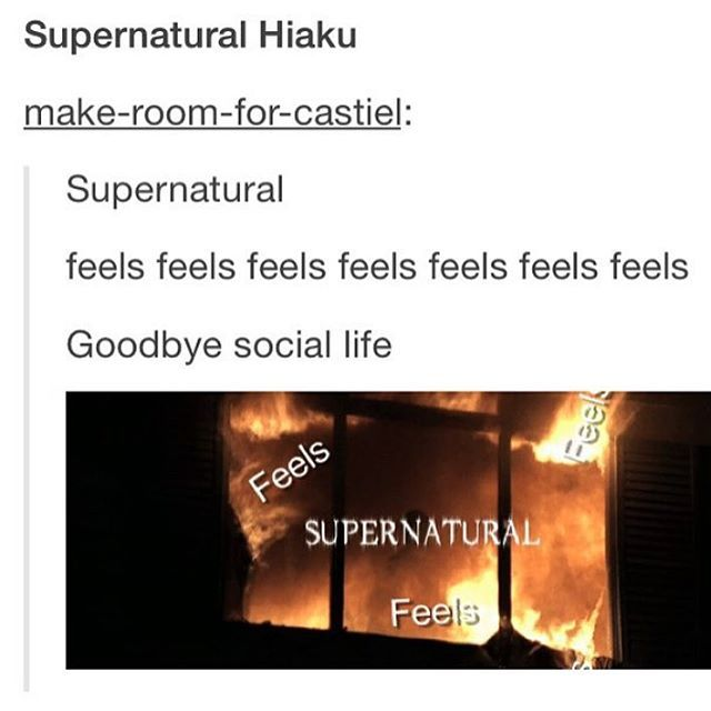 can you guys please start being more active? = #supernatural #spn