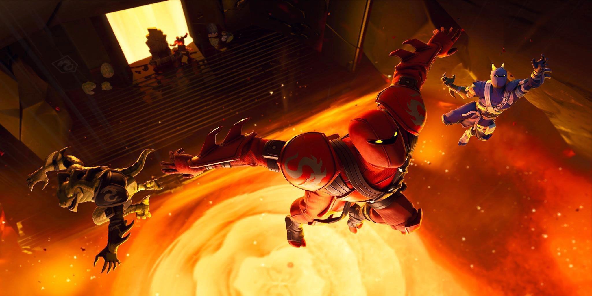 Fortnite Loading Screen Wallpaper Fortnite Temporadas Fortnite Personajes