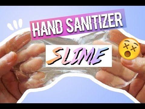 Pin By Jean Pickard On Slime Hand Sanitizer Slime Diy Slime Slime