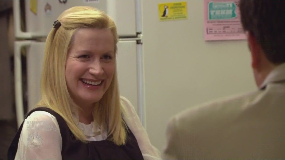 Angela Is The Fireworks Woman angela in did i stutter | the office, office quotes, angela