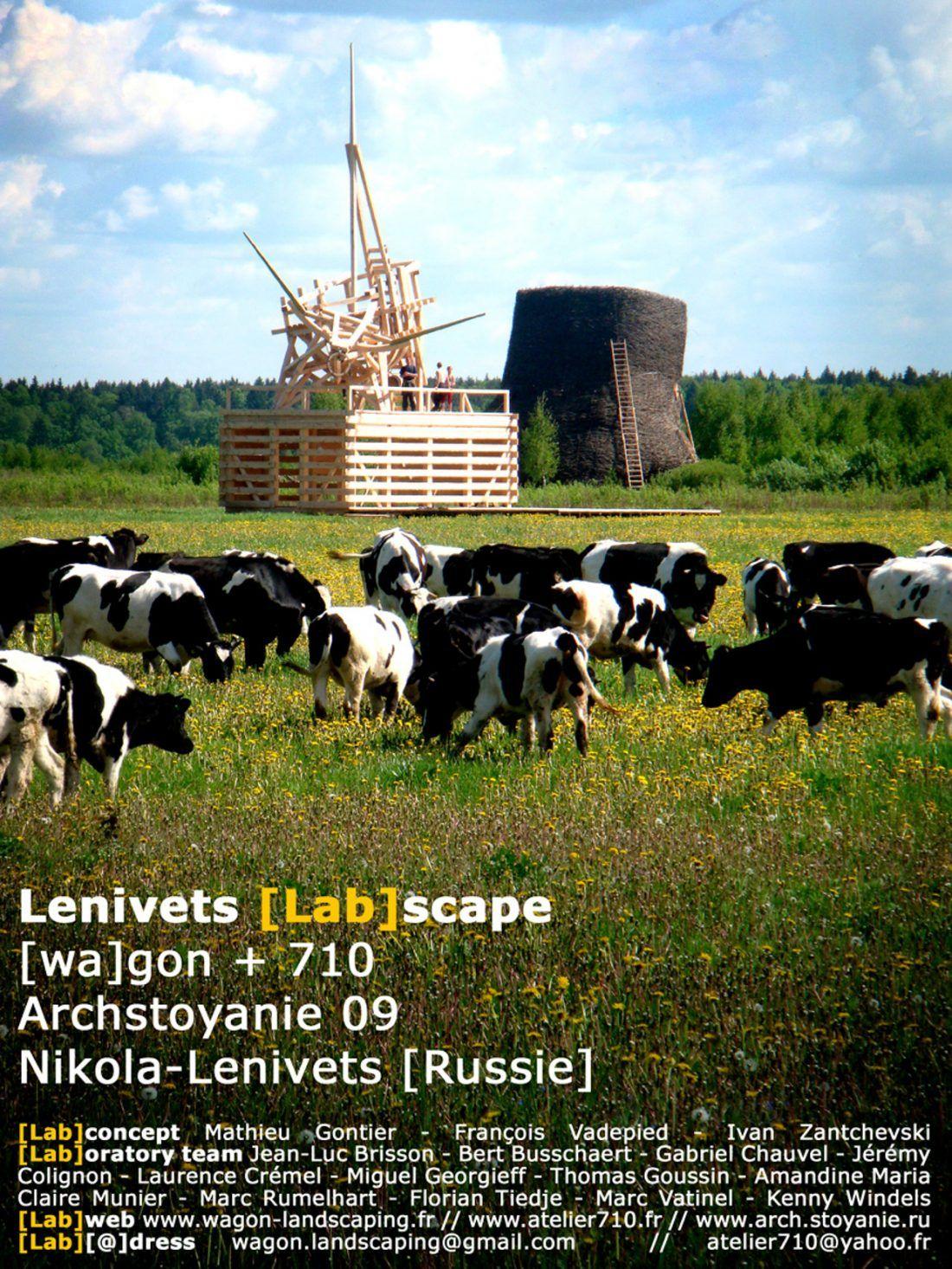 Coloco | Paysagistes / Urbanistes / Jardiniers | Lenivets labscape