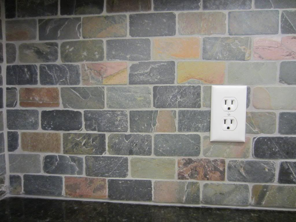 - Subway Tile Backsplash Show Me Your Multi-colored Subway Tile