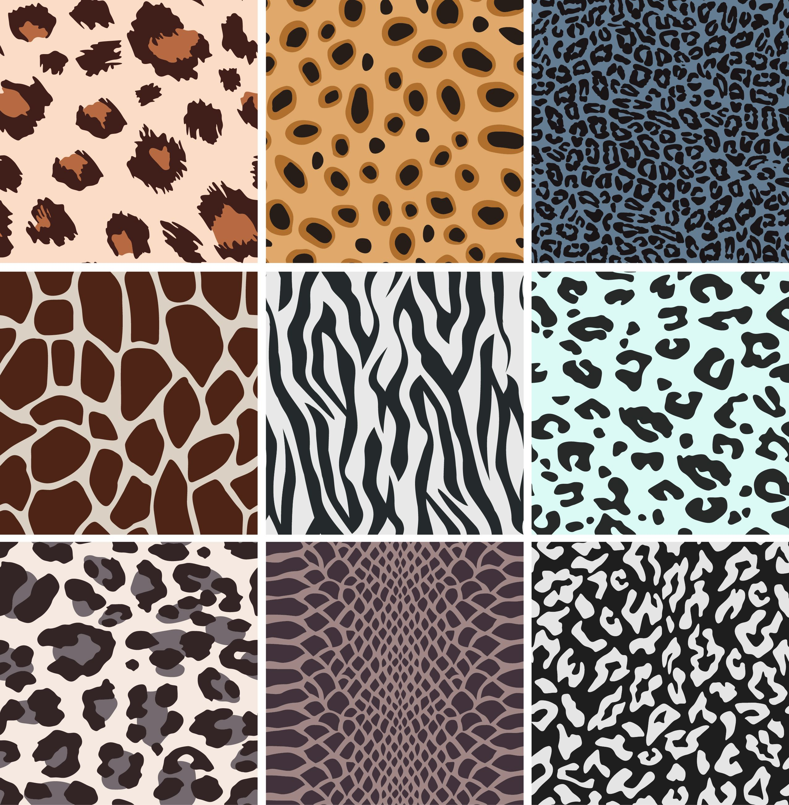 Free Vector Texture Pattern 03 Vector Graphic Available For Free