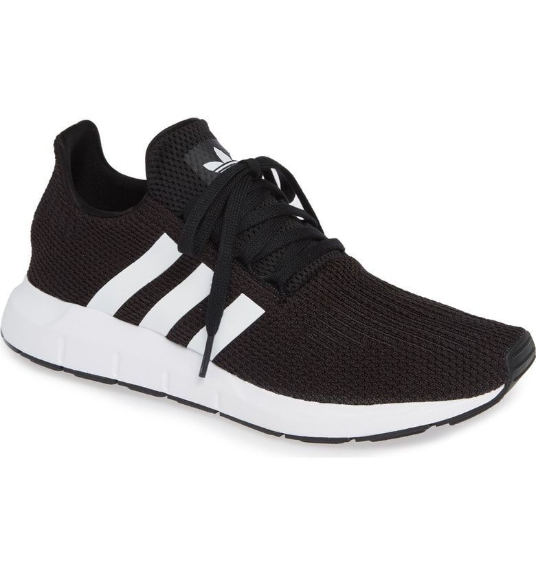 Adidas Swift Run Tennis Shoes Womens Sneakers Black Adidas Shoes Adidas Running Shoes
