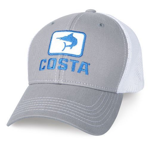 78800cf00 Costa Del Mar Adults' Fitted Stretch Mesh Trucker Hat | Landon's ...