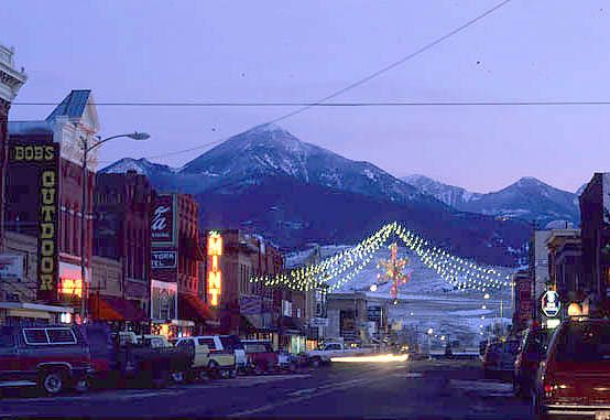 Livingston Montana I Contemplated Moving Here After Visiting So Pretty