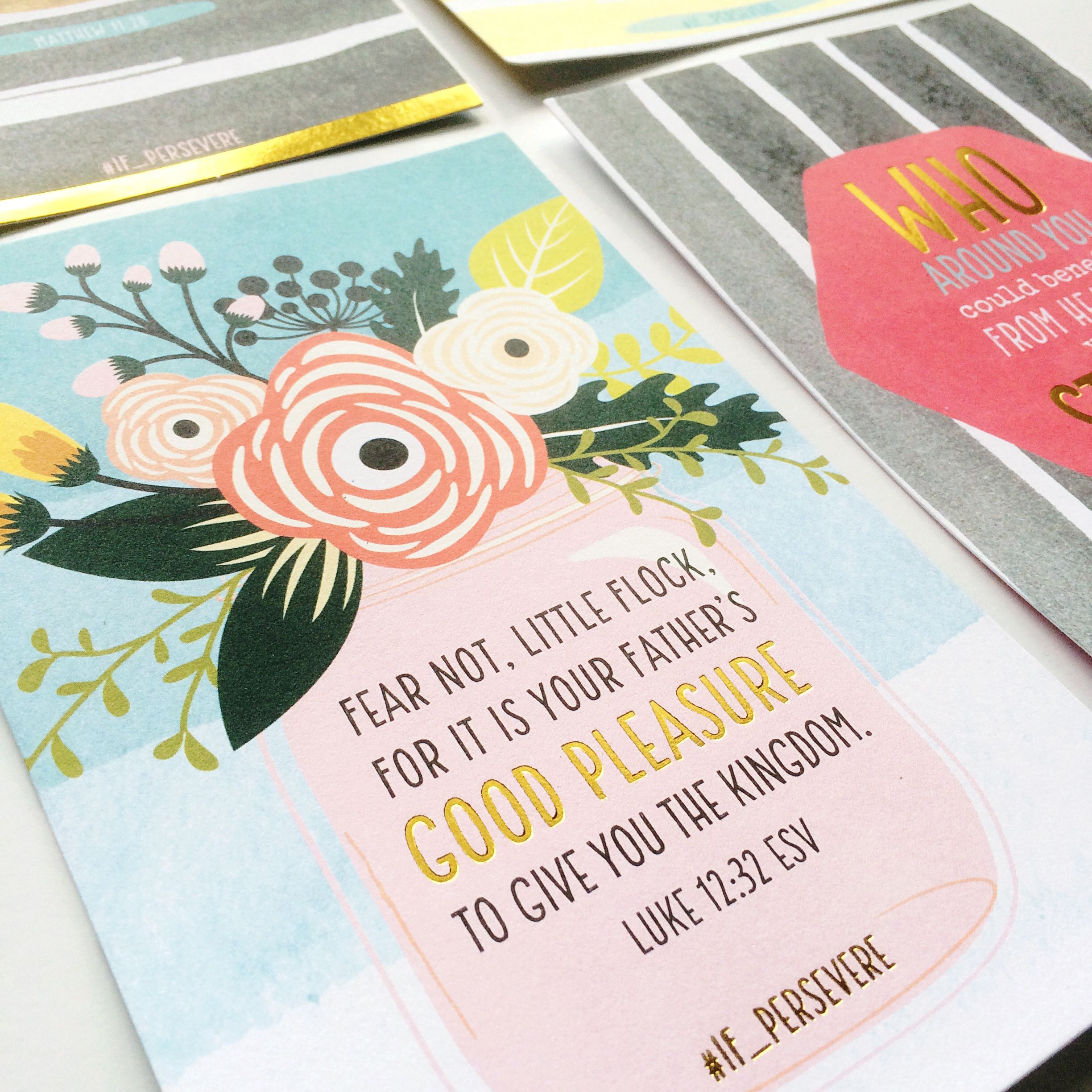 The new Illustrated Faith DaySpring kit