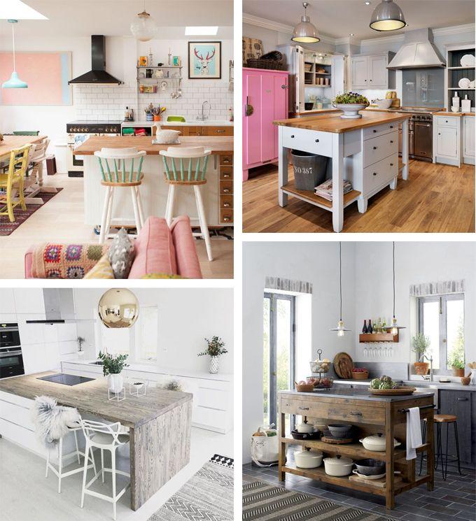 Cocinas con isla en nuestra casa ideal, soñar es gratis House - cocinas con isla