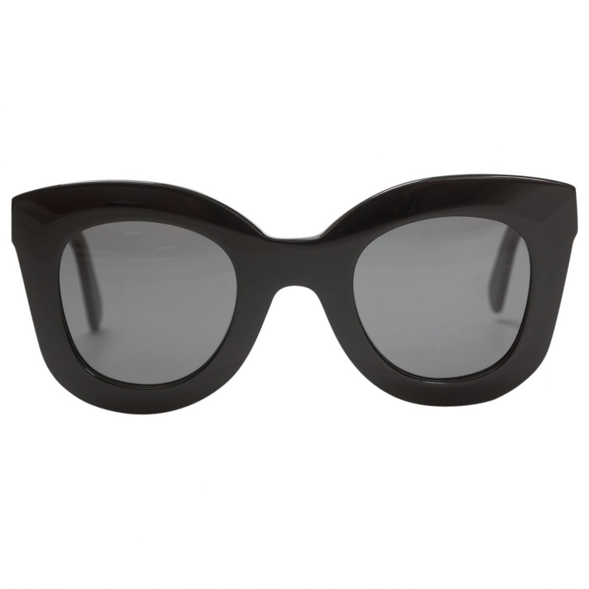 6c9f524300a Céline Black Sunglasses
