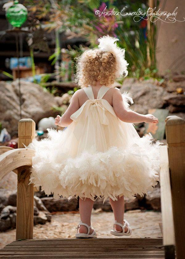 b2ec21d427883 Little Miss Princess Flower Girl Dress. | Too cute -- and my kids ...