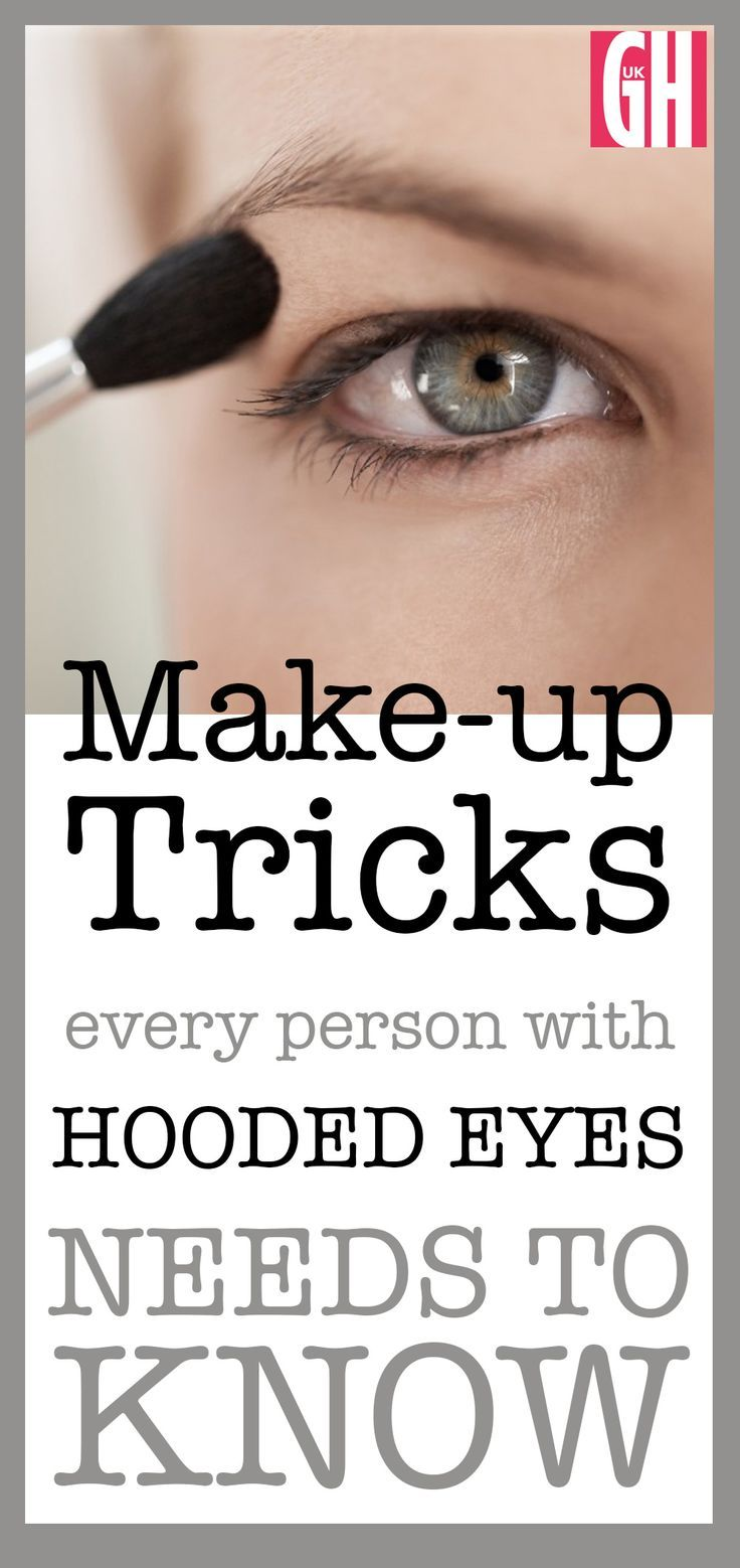 Applying Makeup To Hooded Eyelids Can Be Difficult And Sometimes