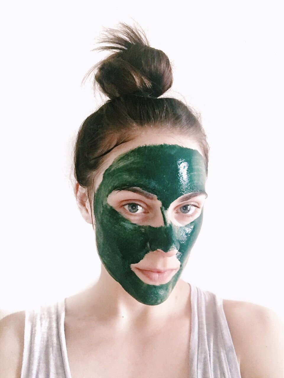 DIY Spirulina Face Mask   Face mask anti aging, Anti aging skin treatment, Anti aging skin products