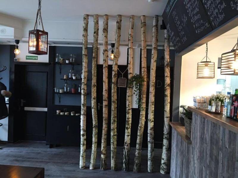 Awesome Holz Stahl Interieur Junggesellenwohnung Images - Eadico.com ...
