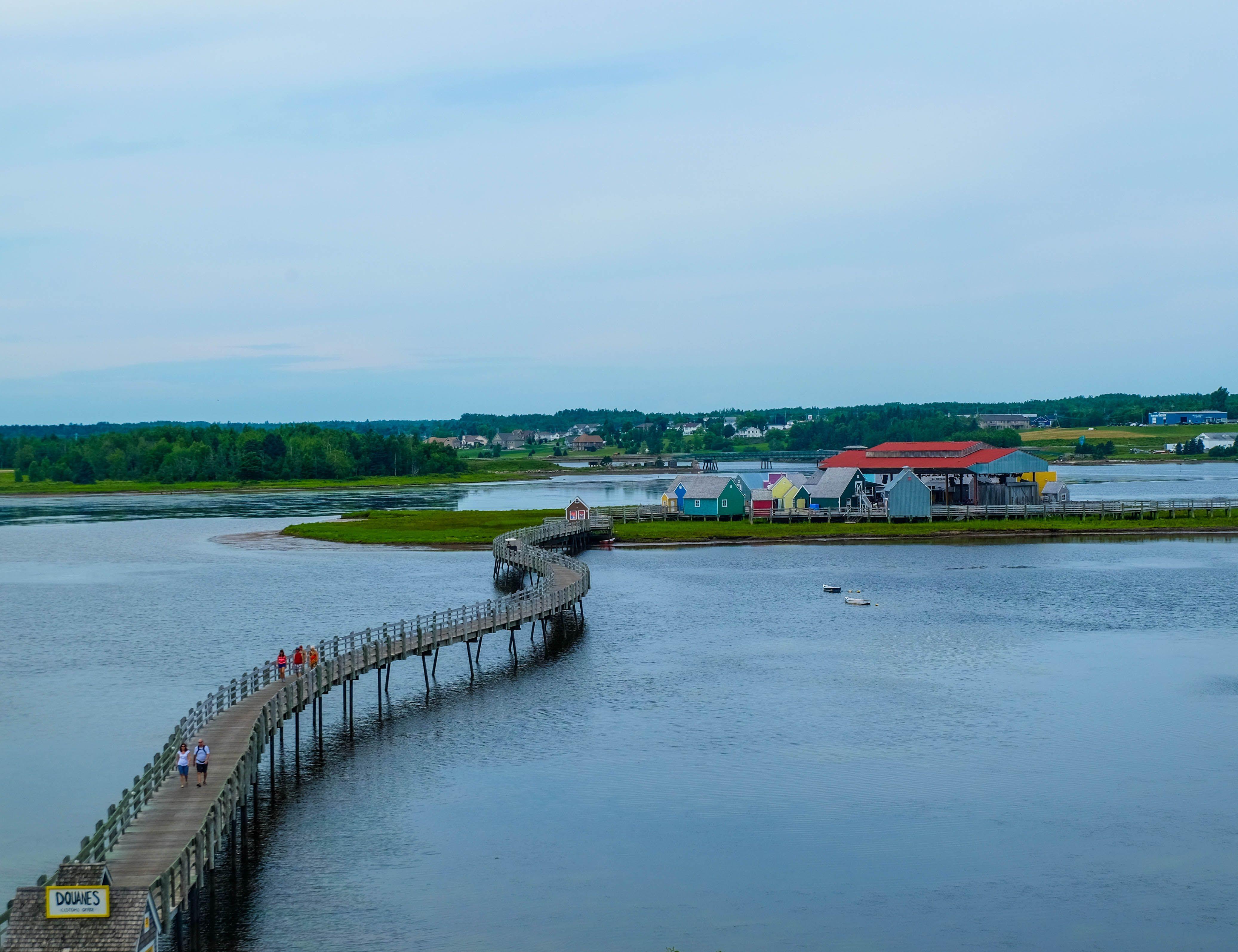 Pays de la Sagouine, Nouveau-Brunswick