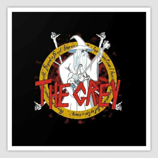One Man Show #TheGrey Live on stage @TeePublic ! https://t.co/kbL0J04UB1 #Gandalf #Bonnaroo #Music #Festival