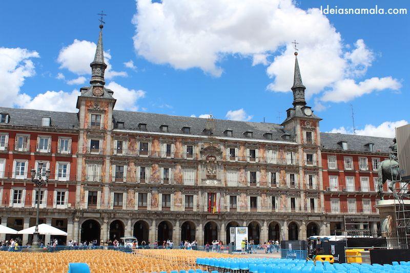 O melhor de Madri em 4 dias