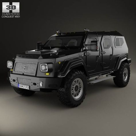 Conquest Knight XV 2009 3d model from humster3d.com. Price: $75 ...