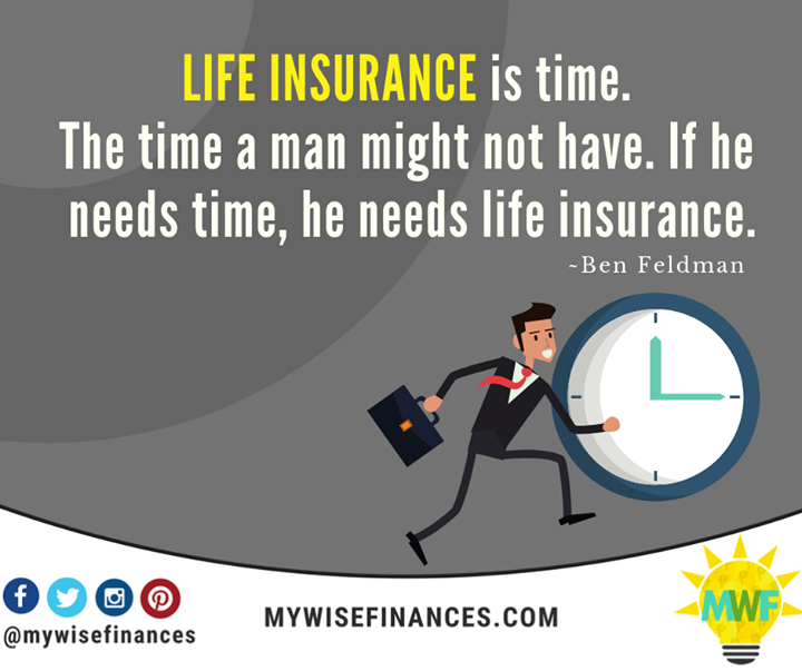 Most People Procrastinate Getting A Life Insurance Until There Is