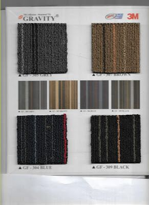 carpet tile 3M collection, BETA, ACCENT, GRAVITY, FAST