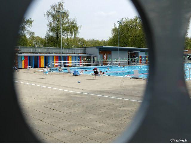 Piscine Dalston, swimming pool London Fields (East London)  Londres