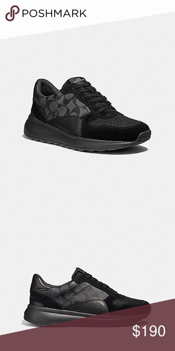 Coach men, Coach shoes sneakers, Coach