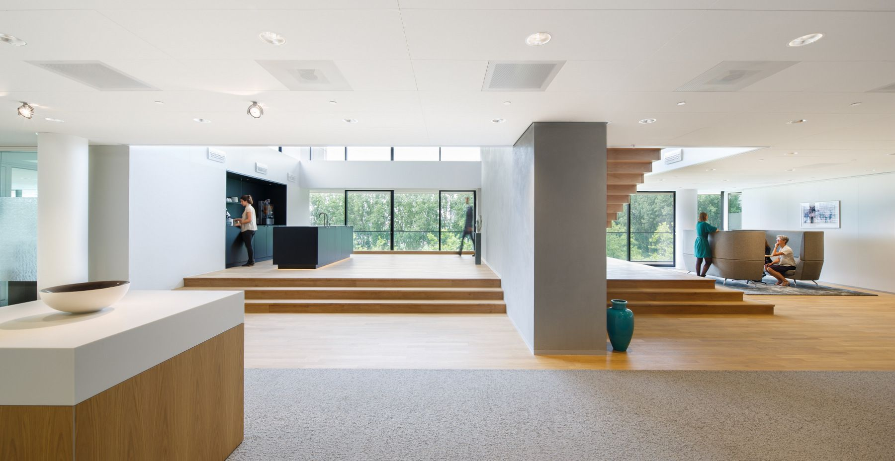 Egon zehnder office by fokkema partners