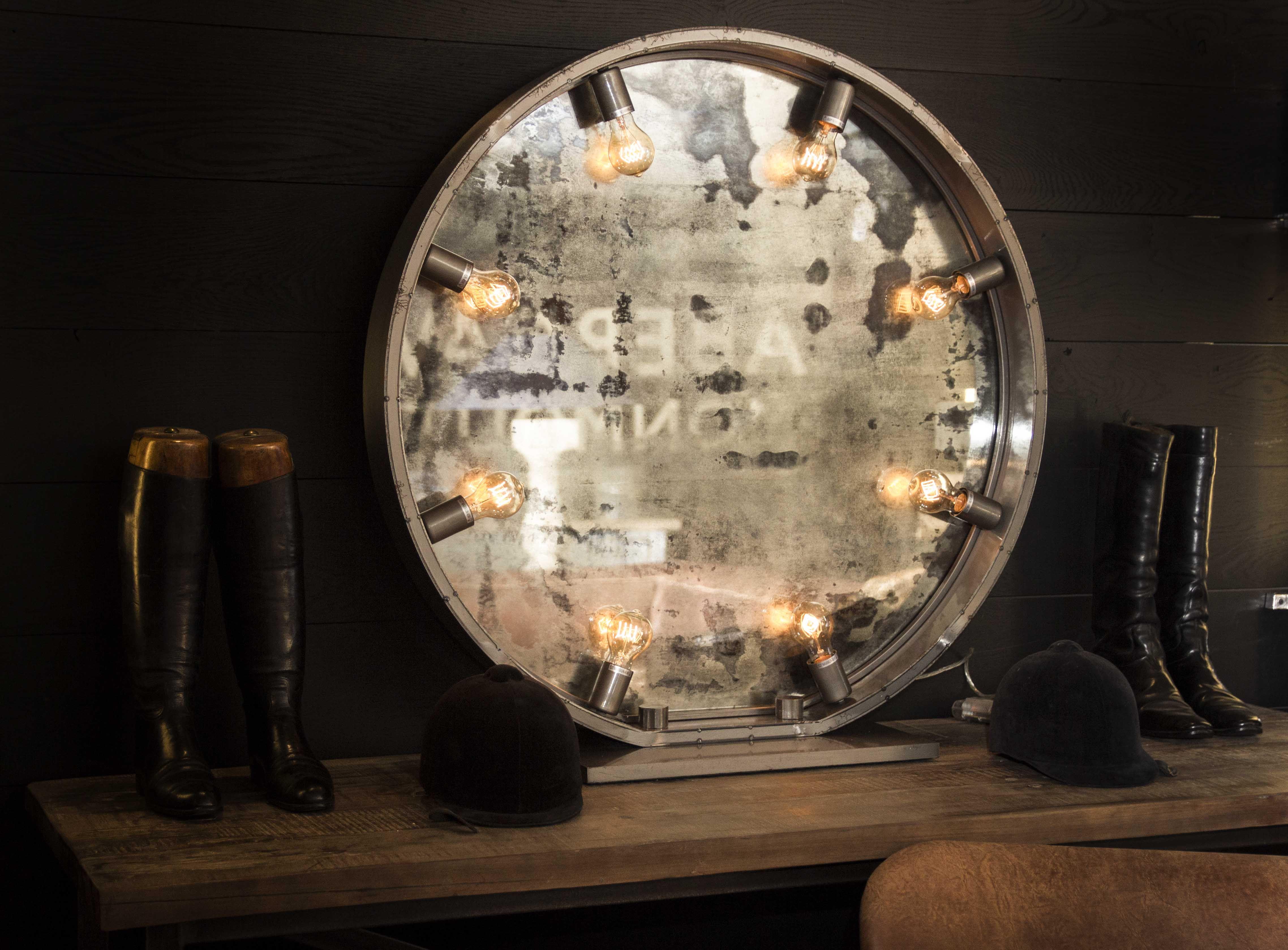 Statement lighting http://www.homesofelegance.co.uk/timothy-oulton-starlet-mirror.html