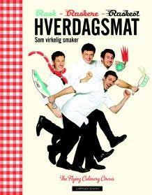 Hverdagsmat av The Flying Culinary Circus (Innbundet) - Kokebøker | Cappelen Damm forlag #cappelendamm
