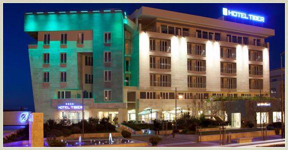 Hotel Tiber Fiumicino Rome Near Airport