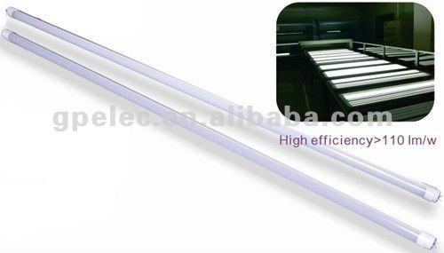 Specifications LED tube light  1.18W,1980lm  2.High efficiency >110 lm/w  3.90deg rotatable lamp base  4.CE(LVD&EMC)