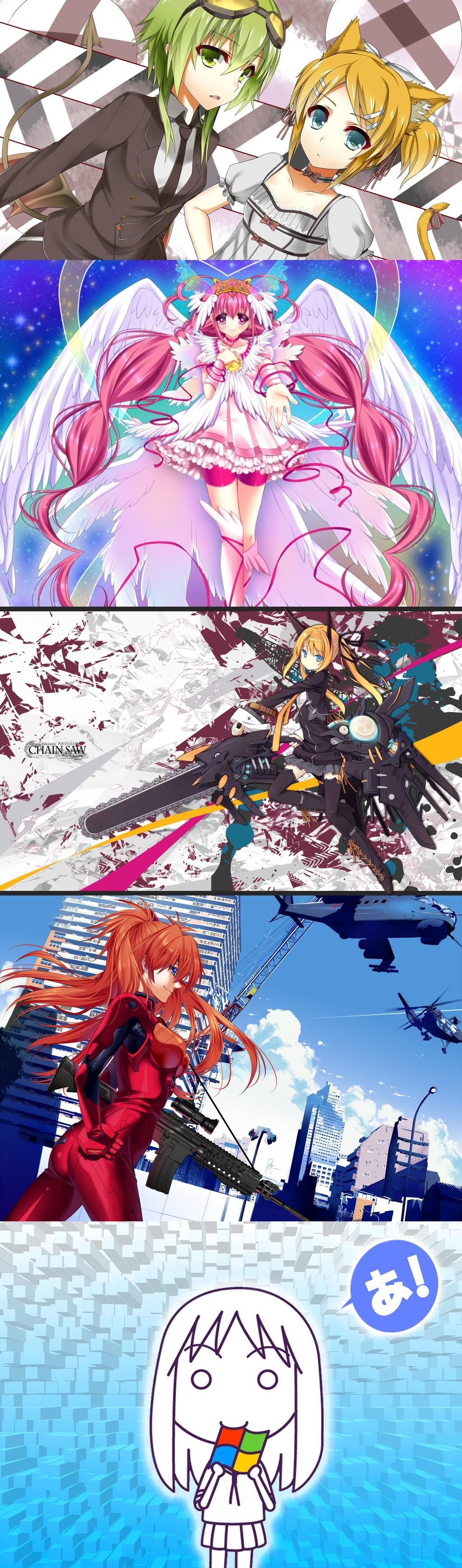 Anime Windows ~