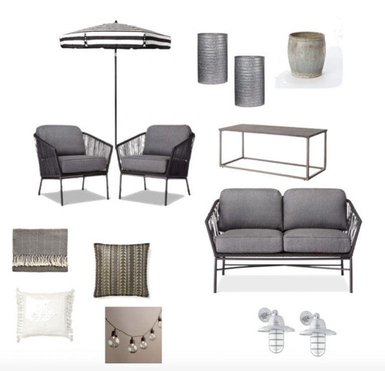 Creating an Outdoor Space for Summer Living . . . | Target ... on Target Outdoor Living id=93812