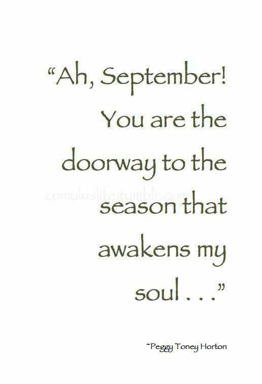 September Quotes September | September | Autumn, Fall, September quotes September Quotes