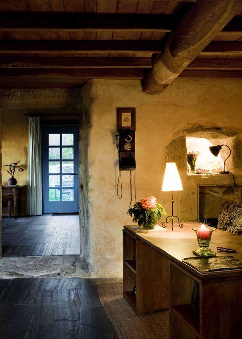 Luces de galicia arquitectura natural pinterest - Casas de campo en galicia ...