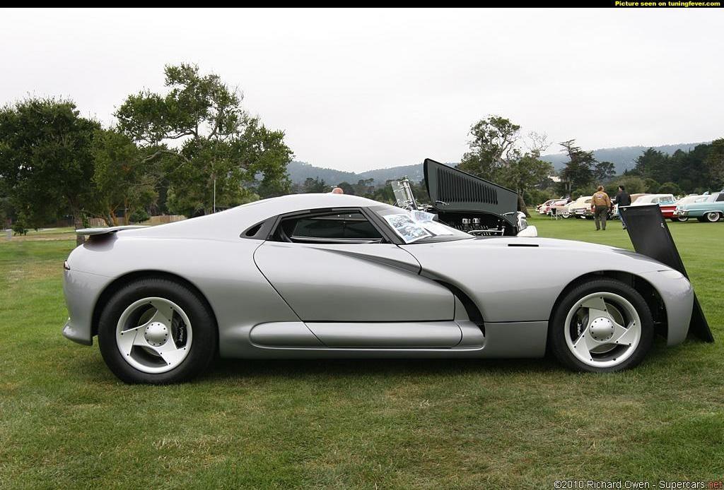 "Dodge Viper RT/10 roadster ""The Defender"" - Viper (1996 ..."