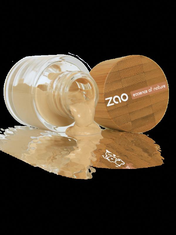 Vegan Refillable Liquid Silk Foundation diymascara