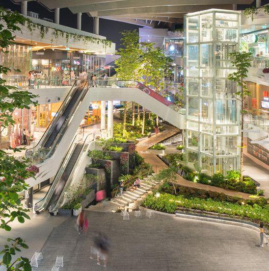 mega foodwalk landscape