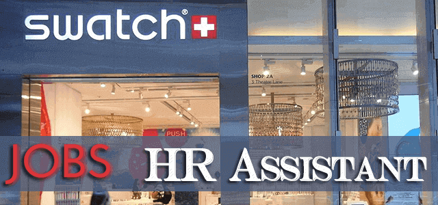 Join Swatch Alzouman General Trading as HR Assistant in Saudi Arabia Visit jobsingcc.com for more info @ http://jobsingcc.com/join-swatch-alzouman-general-trading-hr-assistant/