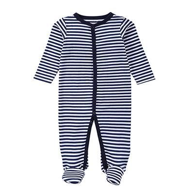 0da15f4af Newborn Rompers Baby Boy Clothes Long Sleeve Cotton Body Baby Girl ...