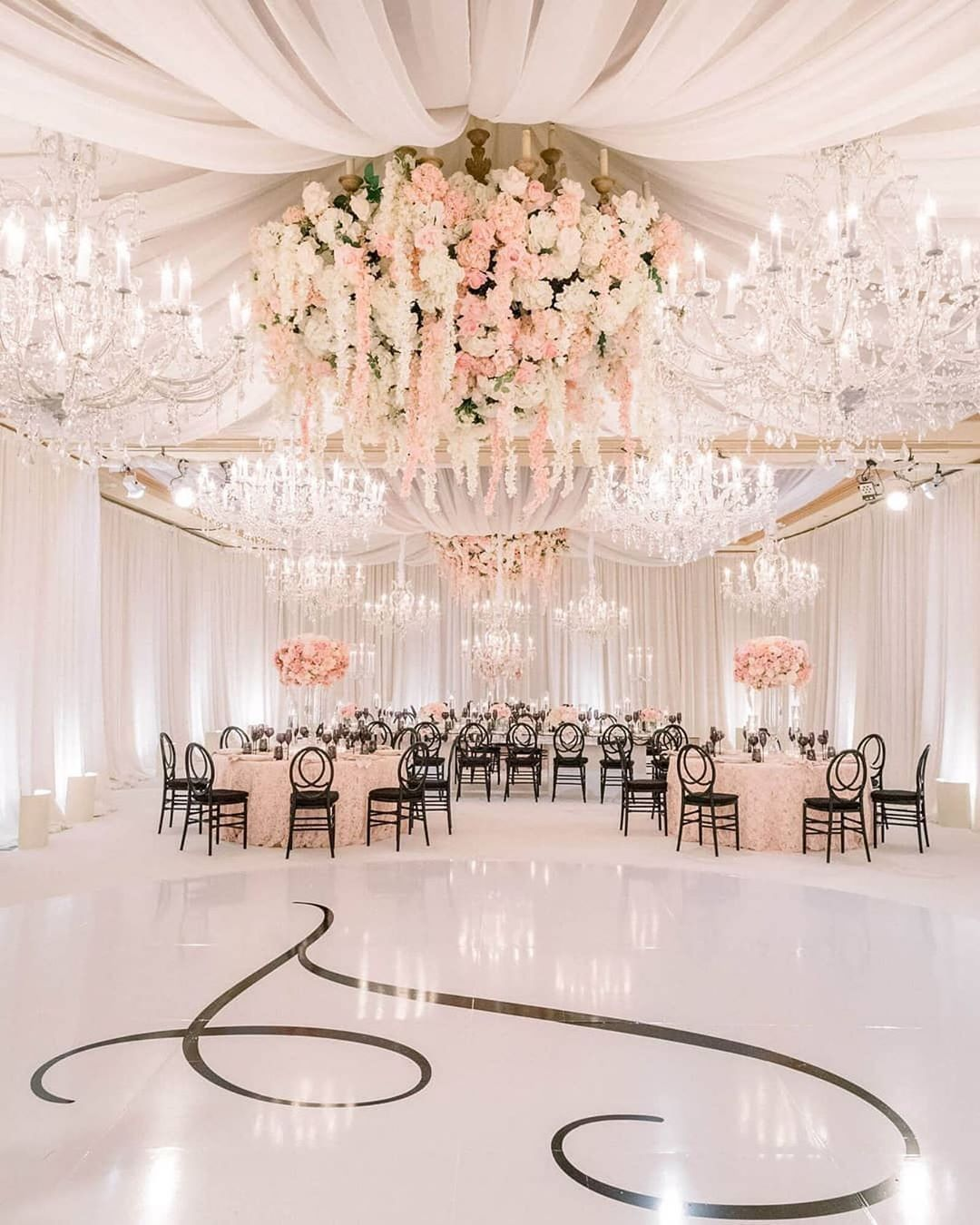 Magical Wedding Decor Who S Inspired Leave A Comment Below Design Planning Production Ag Luxury Wedding Decor Magical Wedding Wedding Decorations Luxury bridal room decoration