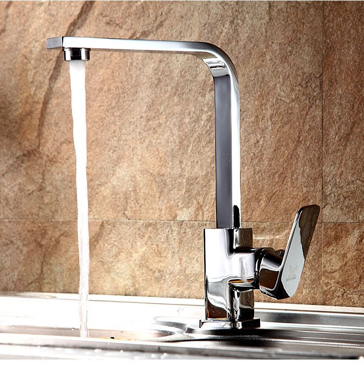 New Design Single handle High Quality Cold/hot Water Kitchen Faucet ...