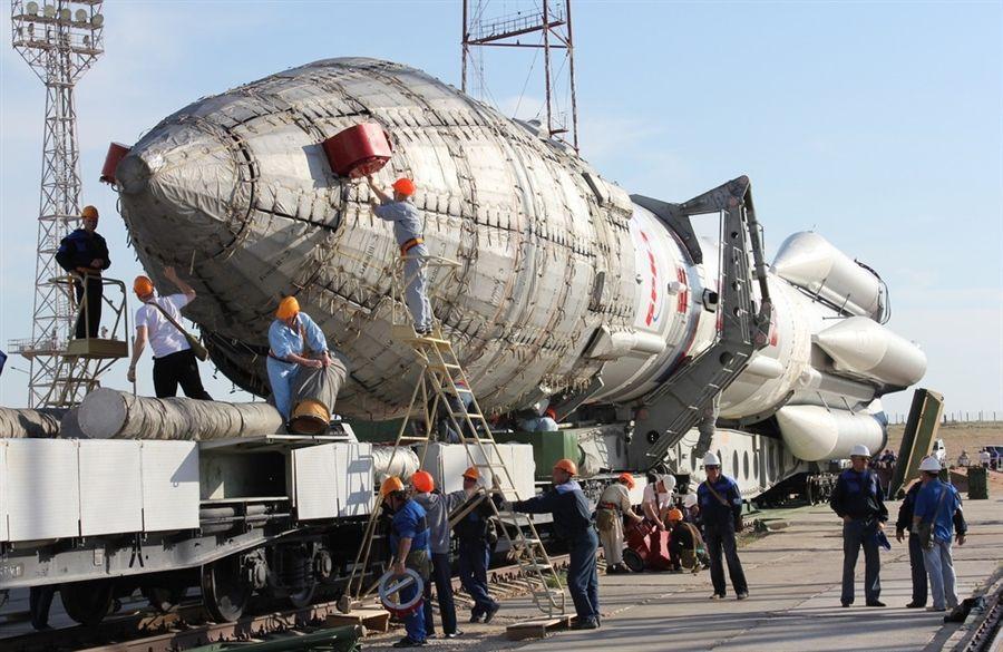 Russia's Proton-M Rocket