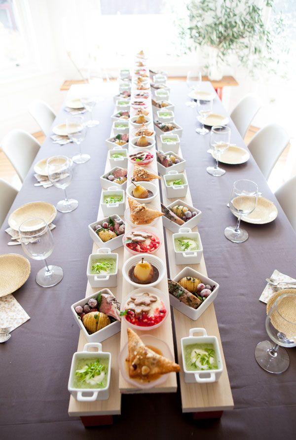 idée de présentation repas | Recettes de cuisine, Cuisine, Design culinaire