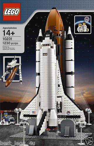 lego space shuttle 10213 review - photo #14