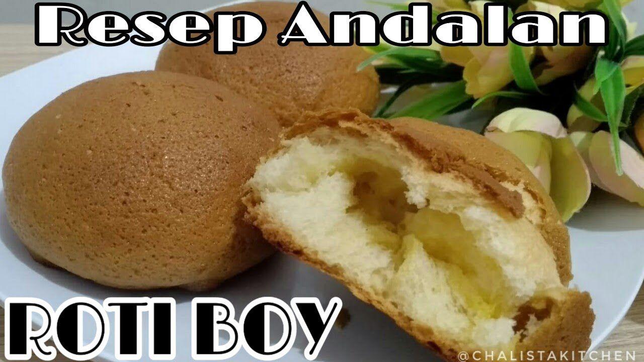Resep Roti Boy Krispy Diluar Lembut Didalam Mexican Bun Paparoti Youtube Resep Roti Rotis Makanan