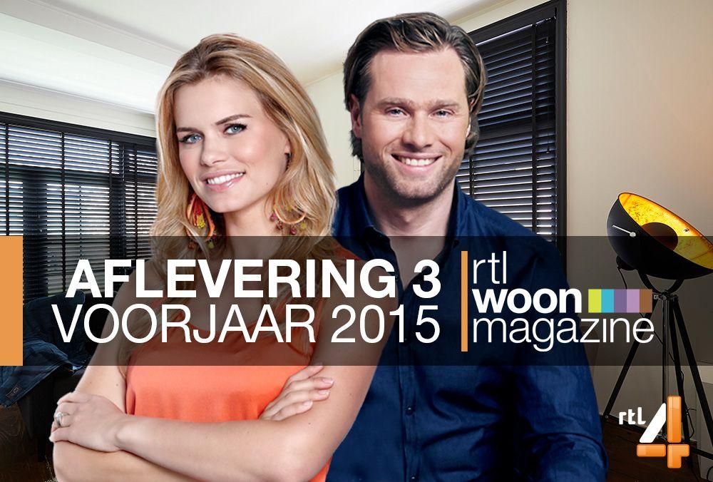 RTLWM Voorjaar 2015 afl.3  http://www.rtl.nl/rtl-woonmagazine/#!/339981/afleveringen/339984