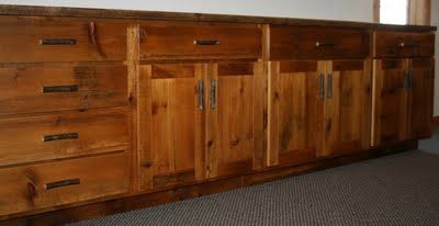 Log Furniture Barnwood Furniture Rustic Furniture Reclaimed Wood Kitchen Cabinets F Wood Kitchen Cabinets Reclaimed Wood Cabinet Kitchen Cabinets For Sale
